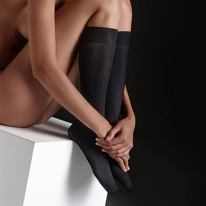 woman products - knee high stockings