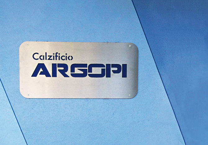 calzificio argopi - about us